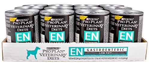 Image of Purina Pro Plan Veterinary Diets 1 Case Gastroenteric Low Fat Canned Wet Pet Food, 13.4 oz