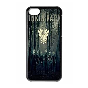 C-EUR Print Linkin Park Pattern Hard Case for iPhone 5C