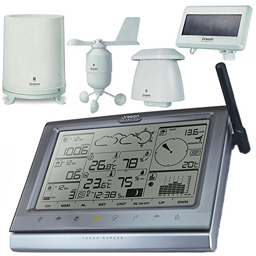 Top Quality By OREGON SCIENTIFIC INC Wmr200A White Weather Station