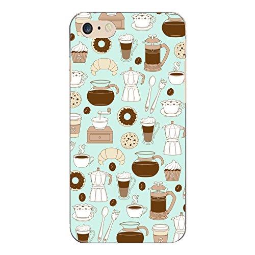 "Disagu SF-sdi-5312_1149#zub_cc7035 Design Schutzhülle für Apple iPhone 7 - Motiv ""Kaffee 02"""