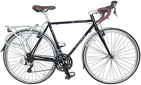 Viking Coniston 700 C - Bicicleta de Carretera para Hombre, Talla M (165-175 cm), Color Negro: Amazon.es: Deportes y aire libre