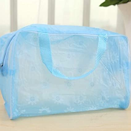 7ffd69c667d7 Amazon.com: Storage Bags - Portable Makeup Cosmetic Toiletry Travel ...