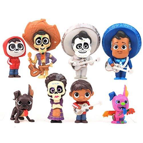 Cadeau Miguel Dia Papier Inc Pop Dead Coco Muertos Day Film Funko mNnOywP8v0