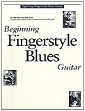 BEGINNING FINGERSTYLE BLUES GUITAR GTR BOOK/CD