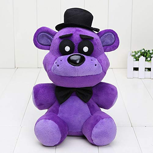 Panamat Movies & TV - 25cm - 30cm FNAF Toys Five Nights at Freddy Plush Toy Bear Fox Bonnie Chica Golden Freddy Nightmare Fredbear Kids Plush Toys 1 PCs