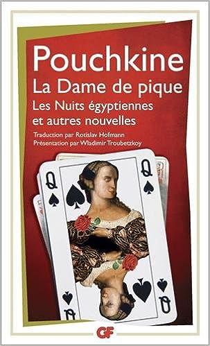 En ligne Nouvelles : La Dame de pique.Les Nuits égyptiennes pdf, epub