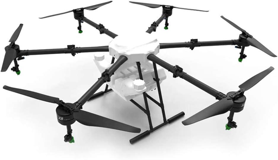 YANGMAN Drone Comercial 2.4 GHz 6 Axis Drone precisión operación Inteligente de pulverización agrícola Drone para rociar pesticidas, 16 L Capacidad, 16000 MAH batería
