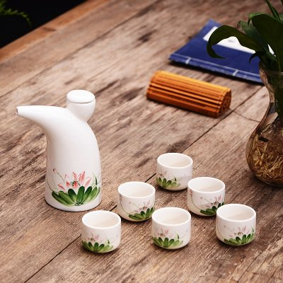 mh-rita-ceramic-wine-set-horn-moutai-wine-liquor-liquor-wine-cup-small-wine-wine-6-cup-h