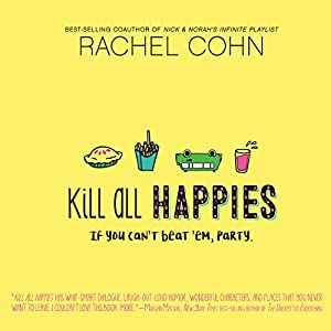 Kill All Happies Audiobook