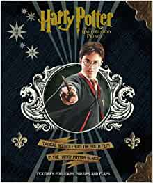"""Harry Potter and the Half-Blood Prince"" Deluxe Gift Book"