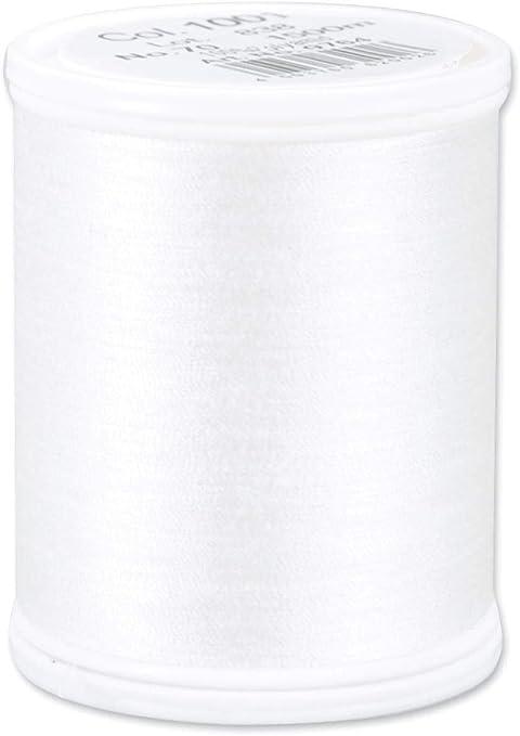 Madeira Bobbinfil 500m White Bobbin Thread