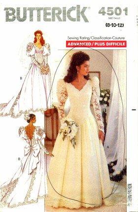 80 dress patterns - 3