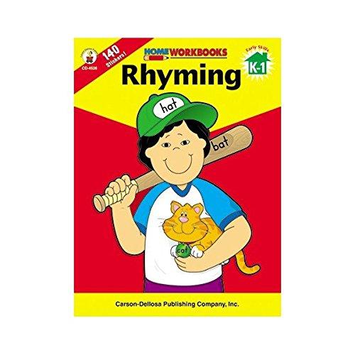 Download Rhyming: Grades K-1 (Home Workbooks) pdf epub