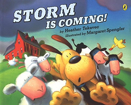 Image result for the storm is coming book heather tekavec