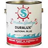 CALIFORNIA PRODUCTS M748-1 Marine Paint, National Blue