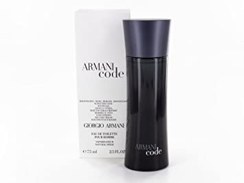 Giorgio Armani Code Mens 2.5-ounce Eau de Toilette Spray (Plain Box Packaging)