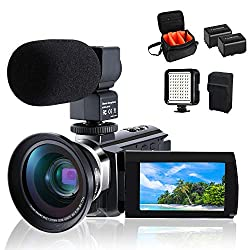 Image of the product 4K Camcorder Vlogging that is listed on the catalogue brand of CofunKool.