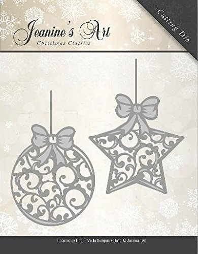 Find It Trading Jeanine's Art Christmas Classics Die-Christmas Ornaments