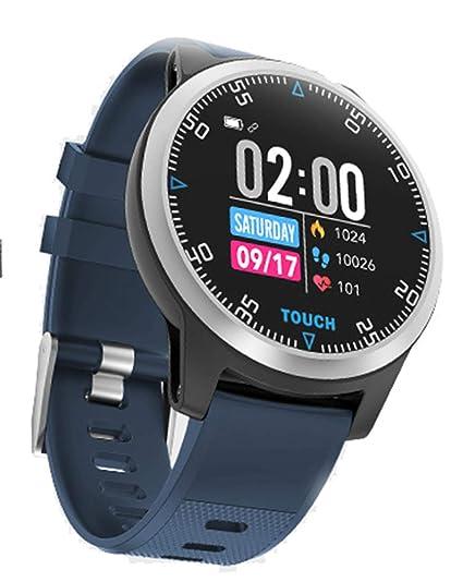Amazon.com: RUIXFWA Electronic Watch Heart Rate Tension ECG ...