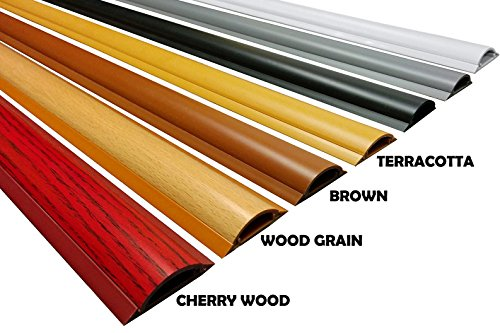 cable shield cord cover model csx 2 length 59 color wood grain in the uae see prices. Black Bedroom Furniture Sets. Home Design Ideas