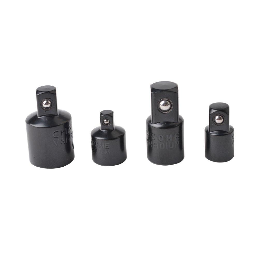 3//8 auf 1//4; 3//8 auf 1//2; 1//2 auf 3//8; 1//4 auf 3//8 Gunpla Impact Adapter und Reduzierst/ück Set 4-tlg CR-V