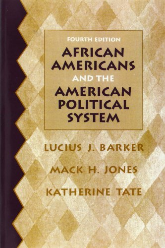 Search : African Americans and the American Political System (4th Edition)