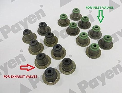 Payen HR5063 Gasket Set, Valve Stem AutoMotion Factors Limited