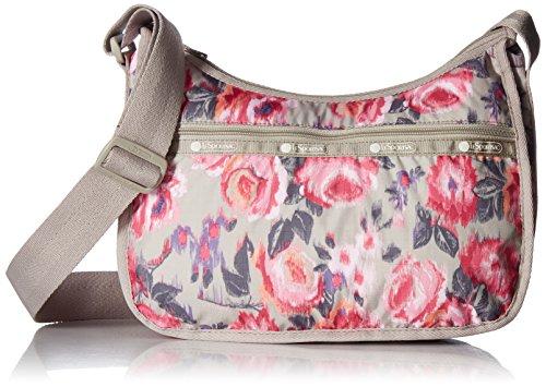 LeSportsac Classic Hobo Handbag, Night Blooms by LeSportsac