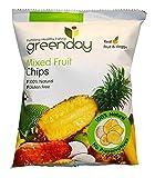 Green Day Thai Real Fruit & Vegetable Mixed Fruit Chips, Pineapple/Jackfruit/Taro/Banana/Sweet Potato, 55 Gram Review