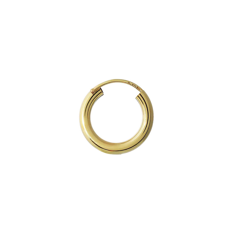 1,2mm 925 Sterling Silber Damen//Herren Creole PAAR oder EINZEL Stärke