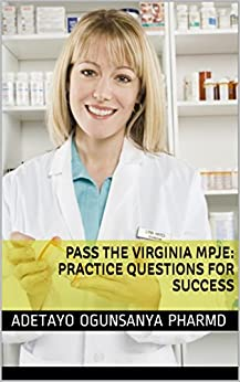 Pass the Virginia MPJE: Practice Questions for Success - Kindle ...