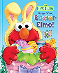 Sesame Street Guess Who, Easter Elmo!: Guess Who Easter Elmo!