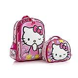 Heys Hello Kitty Backpack/Lunch Bag Unique Character Designed Kids Backpacks 15'