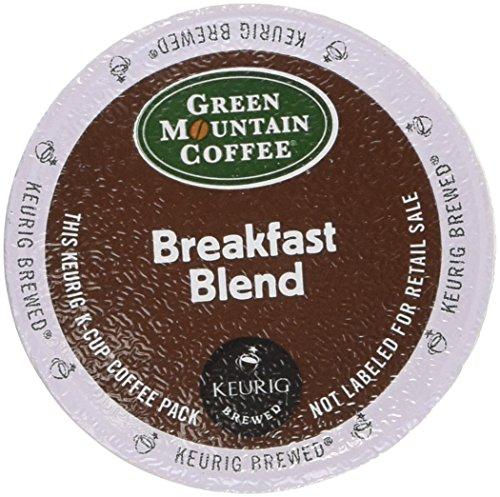 Keurig Mountain Coffee Breakfast Pack