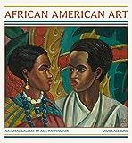 African American Art 2020 Wall Calendar