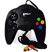 Sonilex OGM Video Game Inbuilt 998800 Game Controller (TV)