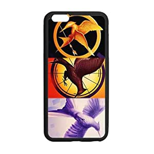 STYLE-UM@ Protective Tpc Snap On Case for Normal iphone 6 6s (4.7 inch) with The Hunger Games Design