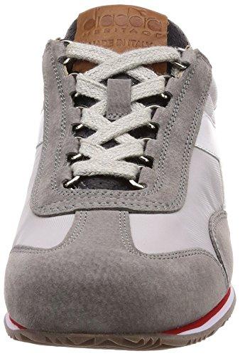 IT 42 Equipe per Uomo 5 Heritage Donna Sneakers ITA e Diadora wq48pSn4