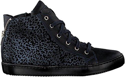 Omoda Sneaker 1079, blau, 39