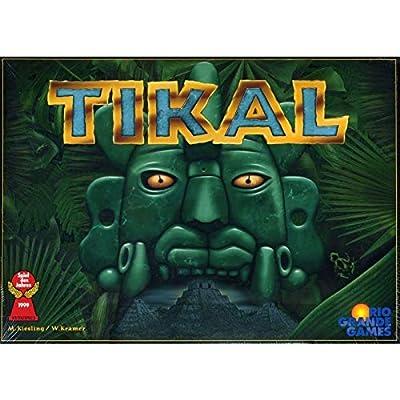 Tikal: Toys & Games