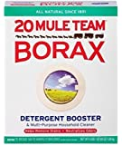 Dial 20 Mule Team Borax Natural Laundry Booster and Multipurpose Cleaner - 65 Ounce