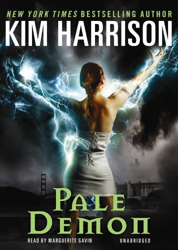 Read Online Pale Demon: Library Edition (The Hollows) ebook