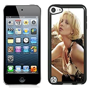 New Personalized Custom Designed For iPod Touch 5th Phone Case For Charlize Theron Phone Case Cover