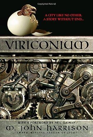 book cover of Viriconium