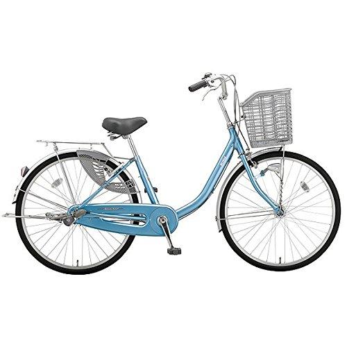 ミヤタ(MIYATA) シティサイクル 自転車 アルミスターU3S DAU63A8 (AB28) フラッシュブルー B077NSD2QT