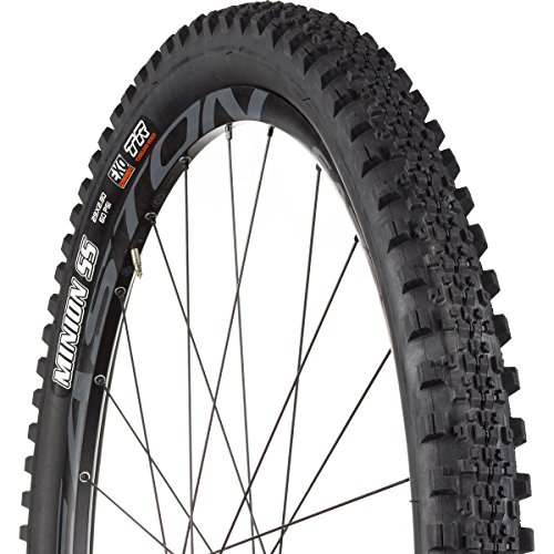 Maxxis Minion SS, 29 x 2.3 - Silk Shield, Dual Compound, EXO Puncture Protection, Tubeless-ready Tyre (Cycle)