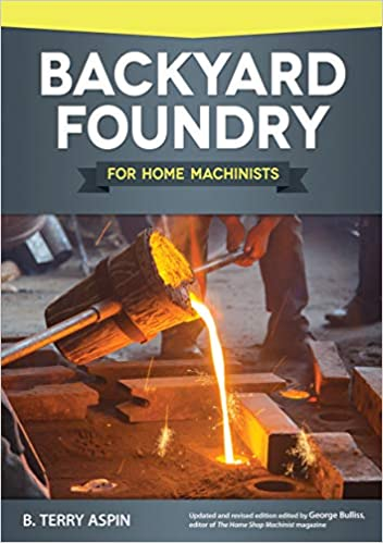 Backyard Foundry for Home Machinists (Fox Chapel Publishing ... on backyard lights, backyard kilns, backyard awnings, backyard tools, backyard roofing, backyard doors, backyard coolers,