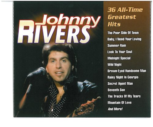 Johnny Rivers All Time Greatest Hits product image