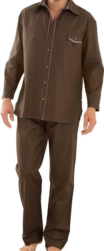 Bugatti, de pijama para hombre, de la S a XXL, de cuello de