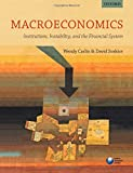 By Wendy Carlin Macroeconomics: Institutions, Instability, and the Financial System [Paperback]